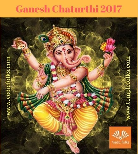 Ganesh Chaturthi Ritual helps to removes all hurdles in life.