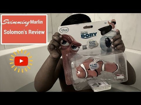 Swimming Marlin Toy review