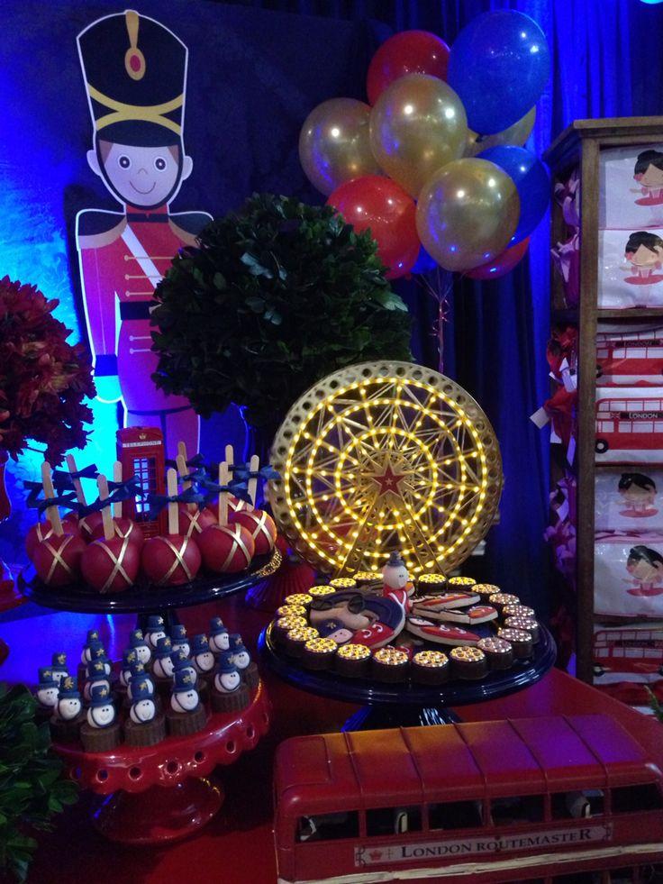 Festa Soldadinho de Chumbo| Tin Soldier Party