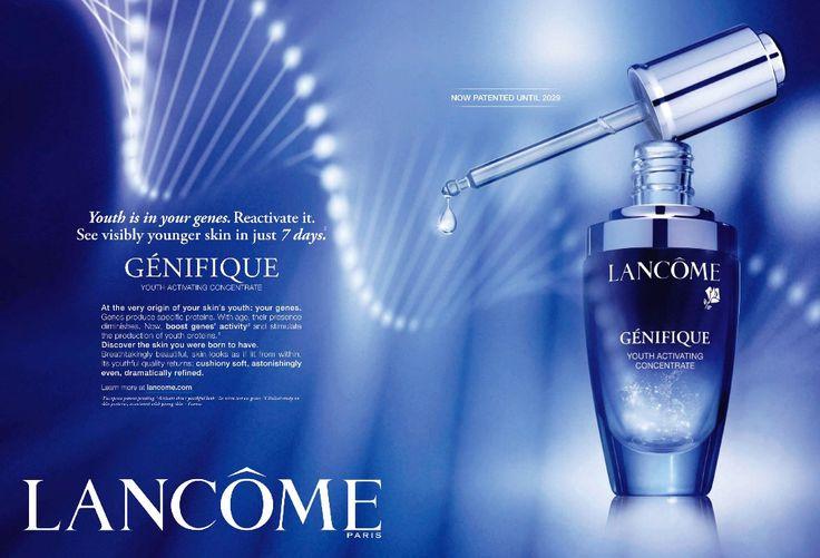 Lancôme Advertising