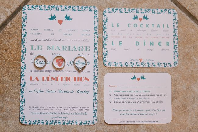 So Lovely moments, blog mariage, idées déco et inspirations mariage  - Mariage Vanessa + Guillaume © Miss K