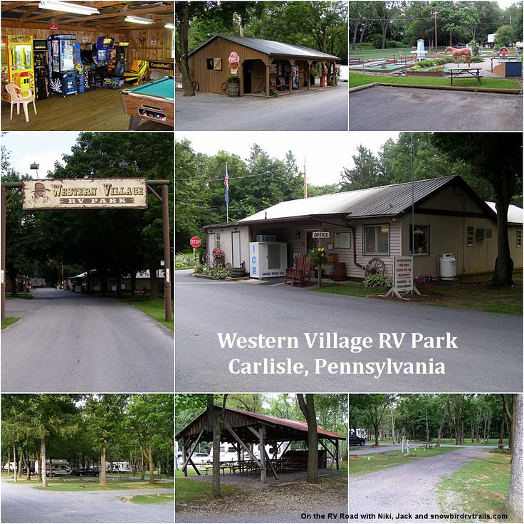 17 Best Images About Rv Route Campgrounds On Pinterest