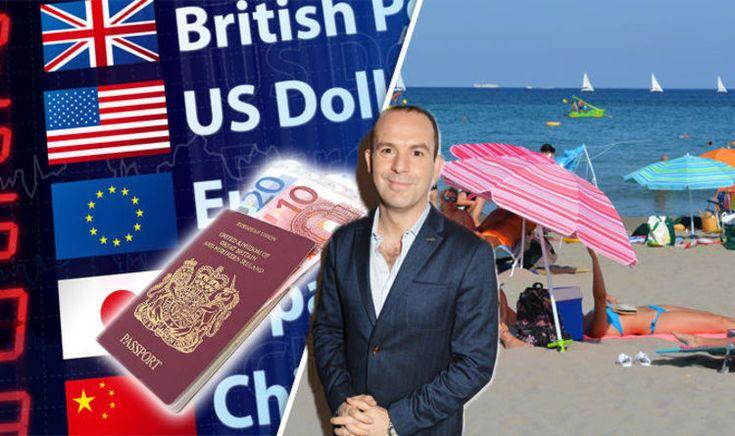Pound to euro exchange rate: Martin Lewis reveals if you should buy euros NOW