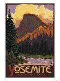 Half Dome  Yosemite National Park  California