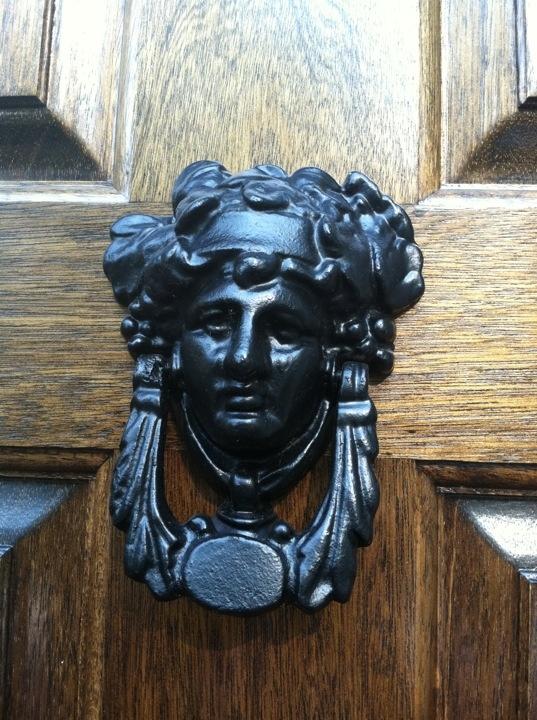 Versace Door Knockers