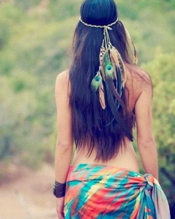 Cool Indian headpiece. Native American Halloween costume.. Or? It's so pretty! (P.s if you're offended I called it an Indian headpiece you're panties are too tight.)