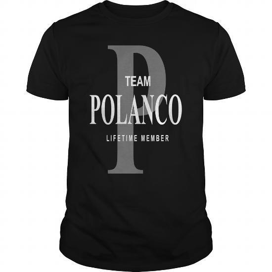 I Love  POLANCO Shirts & Tees