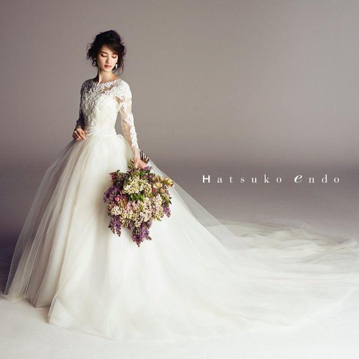 【Hatsuko Endo(ハツコエンドウ)】入荷! 存在感のあるビッグシルエットのチュールスカートに印象的なボレロの組み合わせが特徴。ベアトップドレスとしてもお召しいただける2wayドレスです。 #weddingdress #wedding #hatsukoendo #hatsukoendooriginaldress #ウェディングドレス #結婚式#花嫁#プレ花嫁 #海外挙式#カラードレス#姫路#ウェディングベル#ハツコエンドウ#ハツコエンドウオリジナル #前撮り#神前式#白無垢#色打掛#dress#フォトウェディング#結婚準備#ブライダル