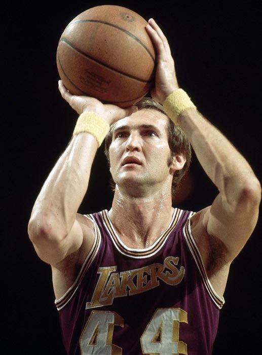 Jerry West - LA Lakers