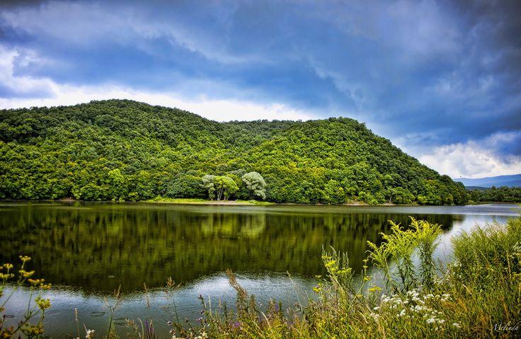 Lake Hungary Scenery HDR  Nature
