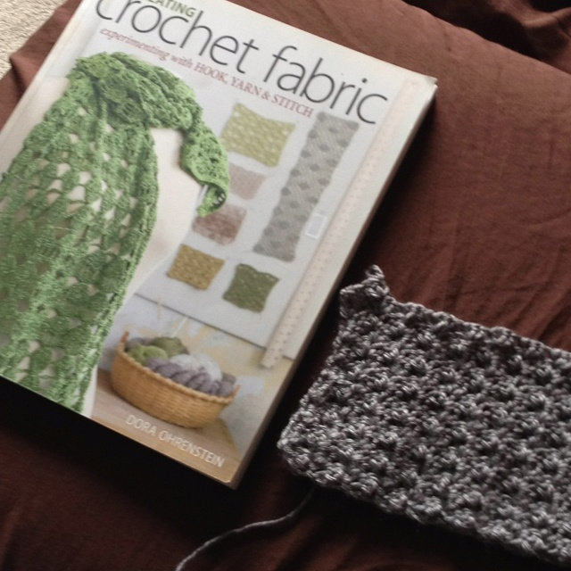 recommend this book for any intermediate crocheter searching for
