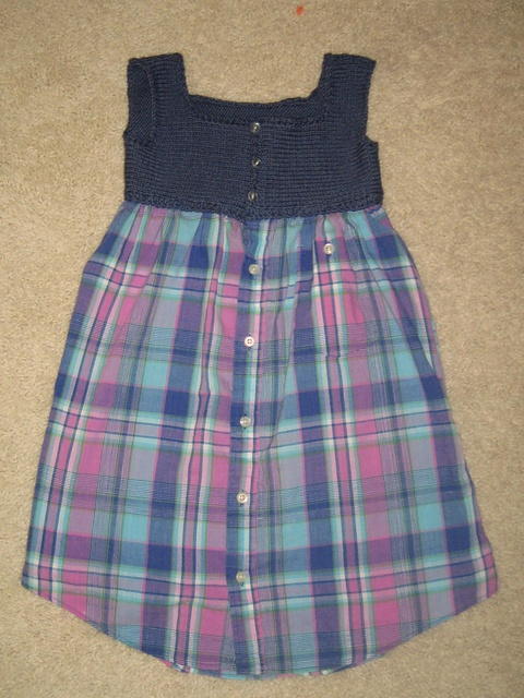 Ravelry: Project Gallery for Babydoll Dress pattern by Kristi Porter