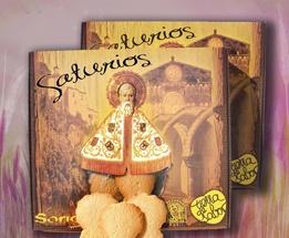 Saturios El Beato.        Envase de 450g.  Caja de 10 unidades.