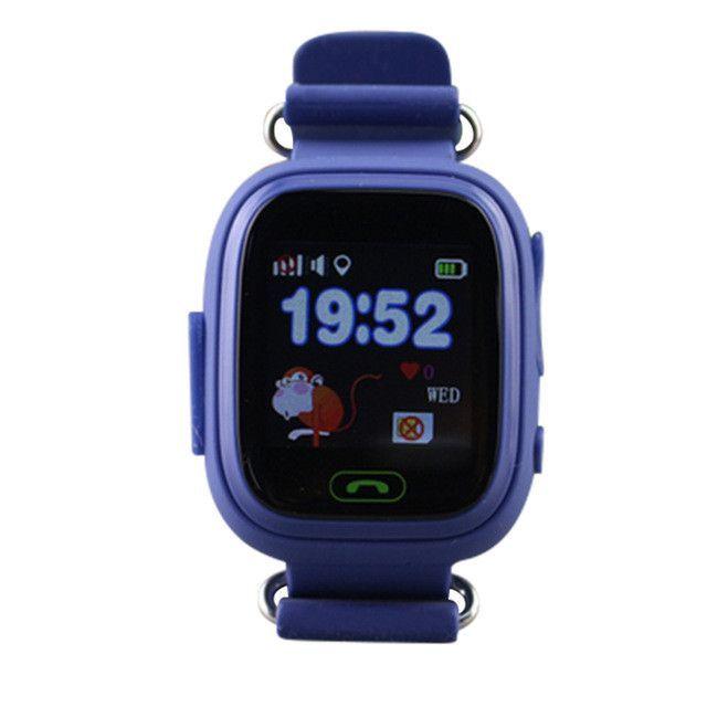 GPS Q90 Smart Watch Touch Clocks WIFI Location