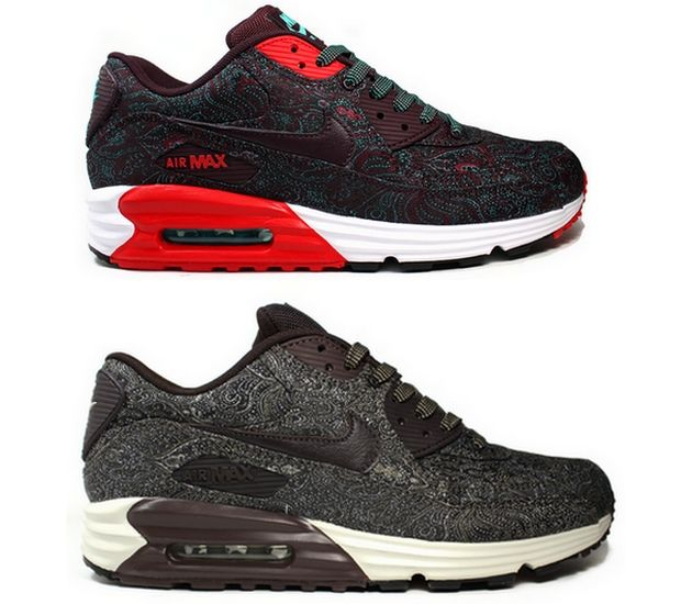 nike air max paisley pattern