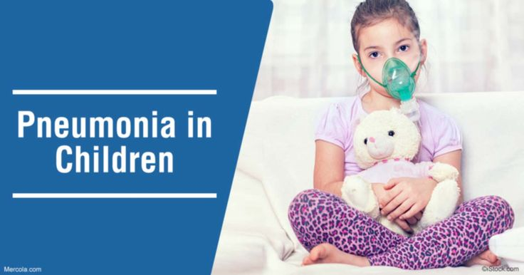 Pneumonia largely targets children than adults because their immune systems are not yet fully developed. If you have a child or baby, you must be very vigilant and make sure that he or she does not fall victim to this illness. http://articles.mercola.com/pneumonia/pneumonia-in-children.aspx