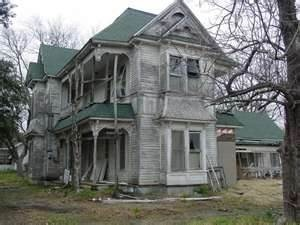 Image Detail For Old Picture Of First House In Richwood West Virginia Debbie Bond Creepy Houseshaunted