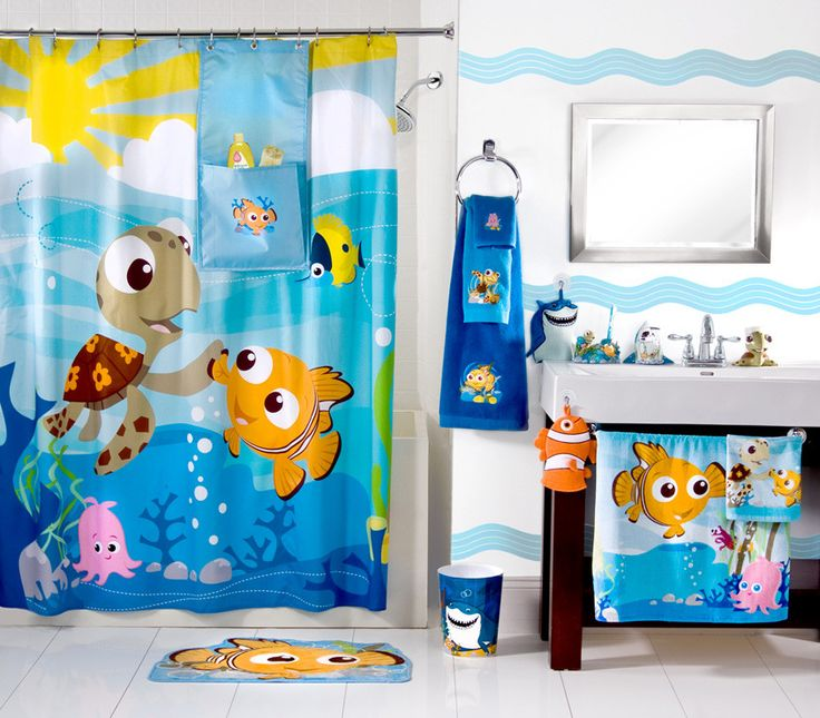 Best Kid Bathroom Images On Pinterest Bathroom Ideas Kid - Fish bath towels for small bathroom ideas