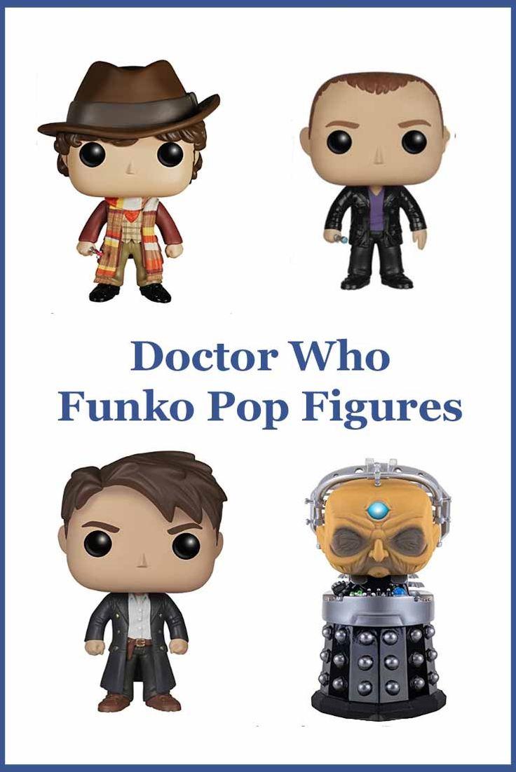 Doctor Who Funko Pop Figures