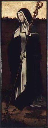 17 marzo Gertrude de Nivelles