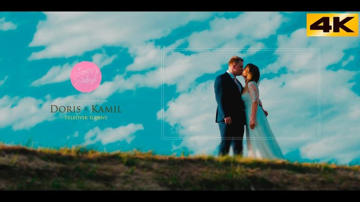 [4K UHD] LoveMeStudio.pl // 30.07.2016 // Doris + Kamil // teledysk ślubny