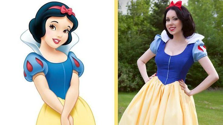 Vi siate mai chiesti come sarebbero le Principesse Disney nel mondo reale? Questi incredibili cosplay risponderanno alla vostra domanda.
