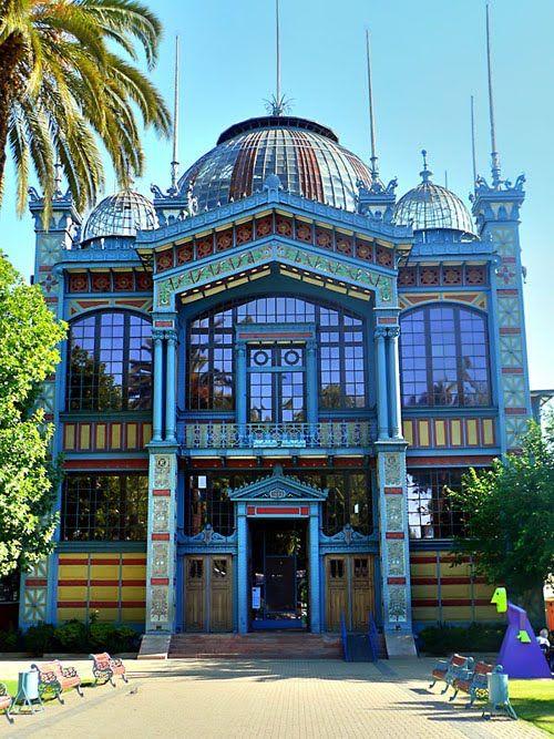 Santiago de Chile (Museo Artequin). CHL.-