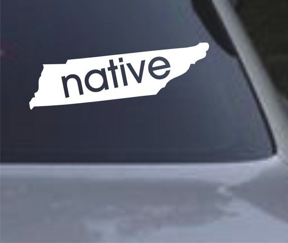 Best Tn Car Decals Images On Pinterest Car Decals Tennessee - How to make car decals at home