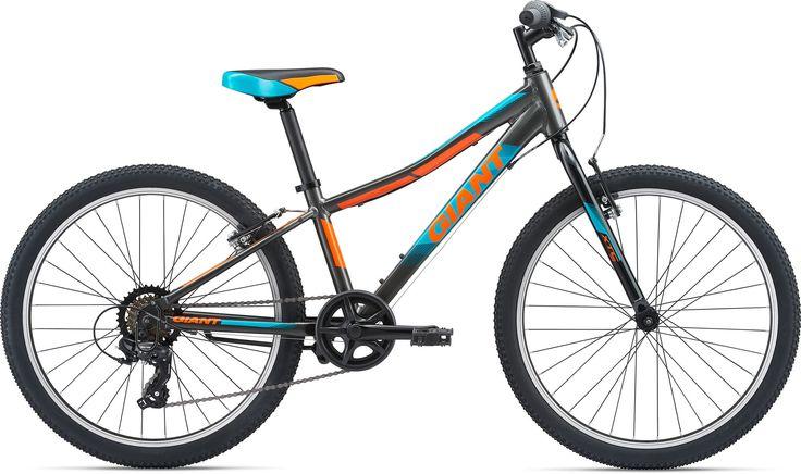 $255 Giant XTC Jr 24 Lite - Harris Cyclery bicycle shop - West Newton, Massachusetts