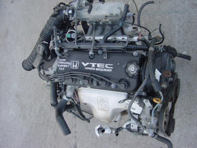 Engine Code : F23A, Fits in: Honda Odyssey-Shuttle, Engine Type: Distributors Fuel Injection