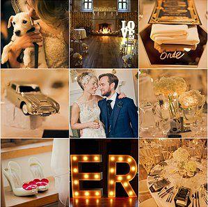 Warm Winter Wedding by Cotton&beau. Wedding Planning & Styling