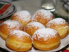 Λουκουμάδες ΗΔΟΝΗΣ στο φούρνο - Berliner συνταγή - YouTube
