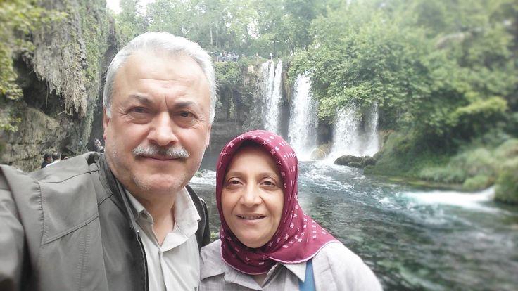 Antalya Düden Şelalesi-2017