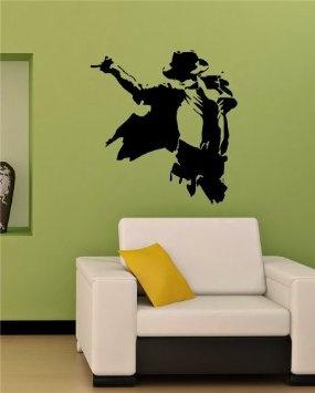 Michael Jackson Wall Art Mural   I WANT! Part 66
