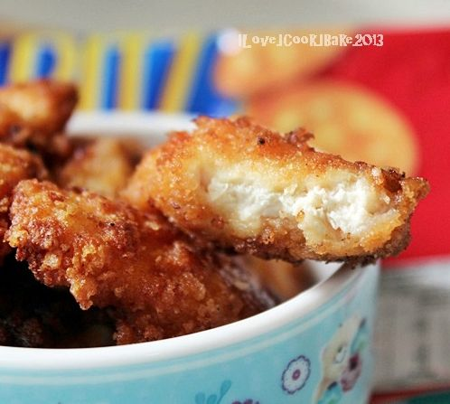fried chicken I Love. I Cook. I Bake.: deep fried