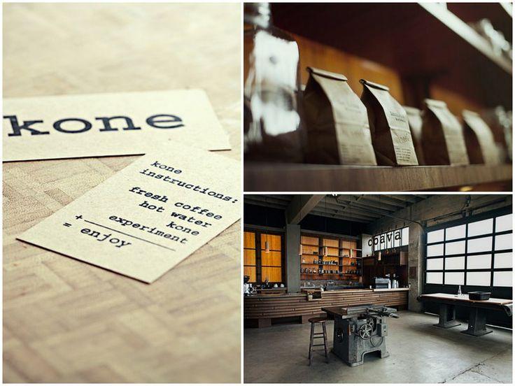My Kinda Coffee House @ Coava Coffee, Portland