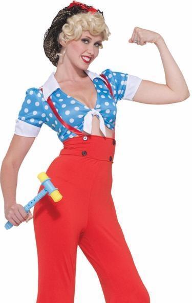Rosie the Nietter sexy Kostüm
