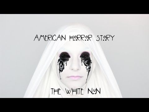 ▶ The best AMERICAN HORROR STORY: Asylum- The WHITE NUN - YouTube
