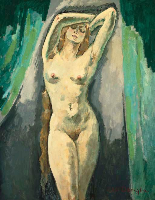 Vénus, ca 1935-1936, Kees van Dongen. Dutch (1877 - 1968)