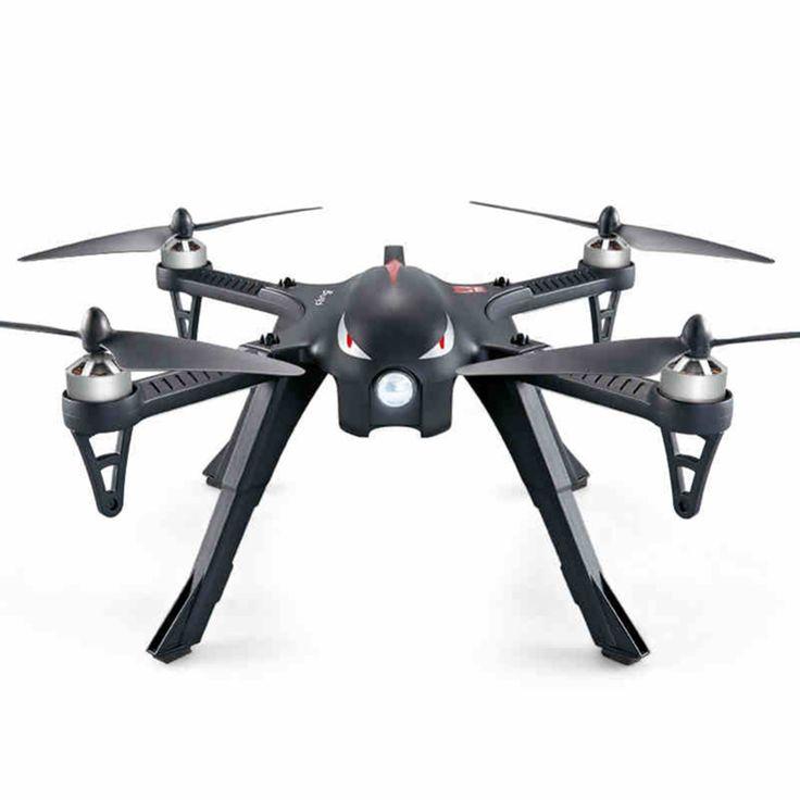 Leadingstar b3 bugs 3 brushless 2.4g 6-axis gyro rc quadcopter drone dengan mount untuk gopro/xiaomi/xiaoyi kamera mainan untuk anak
