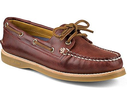 Sperry Top-Sider Gold Cup Authentic Original 2-Eye Boat Shoe