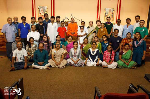 A glimpse into what happens at a residential intensive at Chinmaya Naada Bindu Gurukul. The next 7-day workshop is scheduled from 30 Nov - 6 Dec, 2014. Don't miss this chance to immerse yourself in music, dance and nature for 7-days. I promise it will be an experience of a lifetime....:)