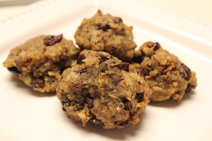 Chocolate Chip Quinoa Cookies | Vegan Recipes | Pinterest