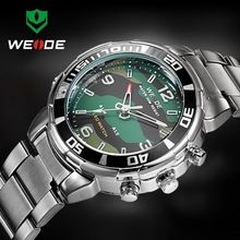WEIDE Men Wristwatch Sports Quartz-Watches Men's Relojes Fashion Casual Watch Clock Men Military Vogue Quartz Reloj Para Hombre(China (Mainland))