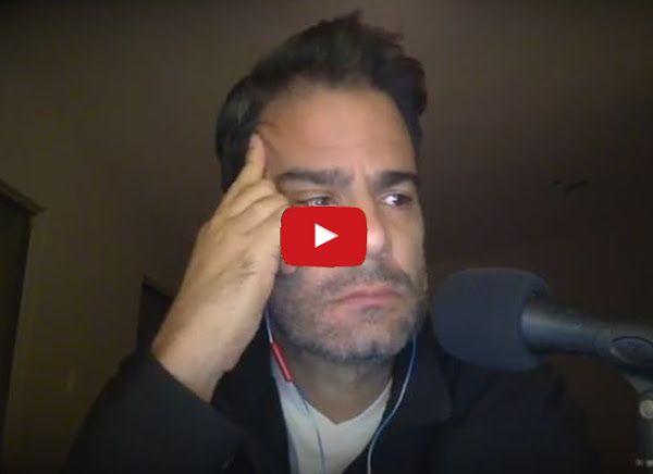 Luis Chataing llorando se despide de Venezuela y de la radio  http://www.facebook.com/pages/p/584631925064466