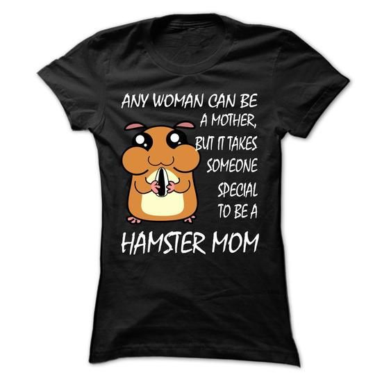 Hamster Mom ! - #gift for guys #bridesmaid gift. CHECK PRICE => https://www.sunfrog.com/Pets/Hamster-Mom-.html?68278