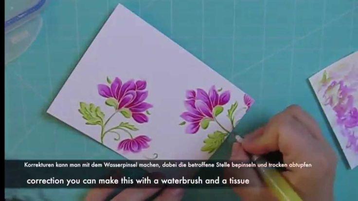 Altenew Persian Motifs Video