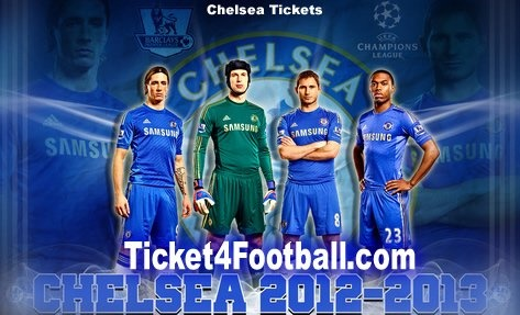 Chelsea FC is an English football club founded in Fulham, London. Ticket4Football.com is the best place to buy Football Tickets especially Chelsea Tickets at nominal price.