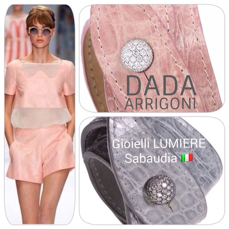 DADA Arrigoni official retail Gioielli LUMIERE Sabaudia