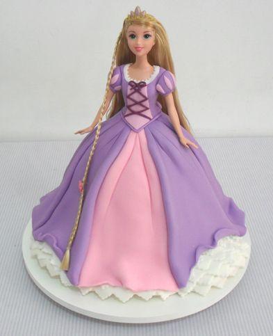Cake Rapunzel